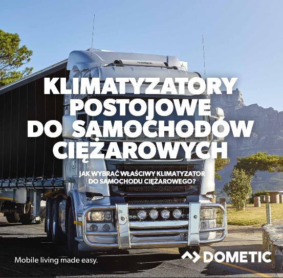Katalog Dometic klimatyztory postojowe