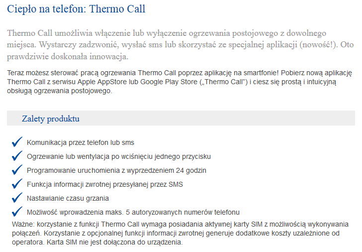 Thermo Call 3
