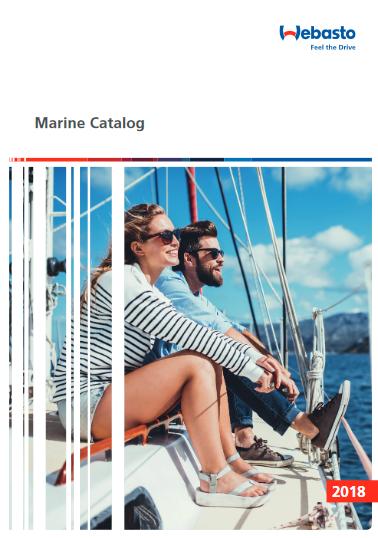 Webasto Marine Catalog