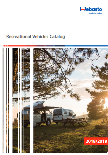 Webasto RV Catalog